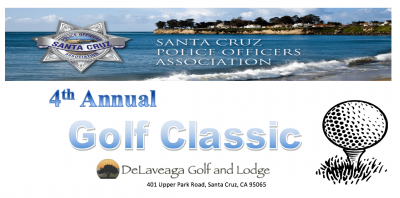 Last Week!  Join us for the 4th Annual Golf Classic